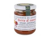 Gocce di sapore salsa catalana